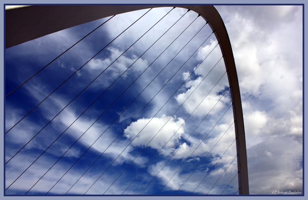 photoblog image Millenium Bridge