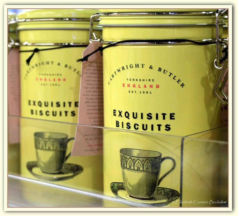 "photoblog image Only the English Can Make a Biscuit ""Exquisite"""