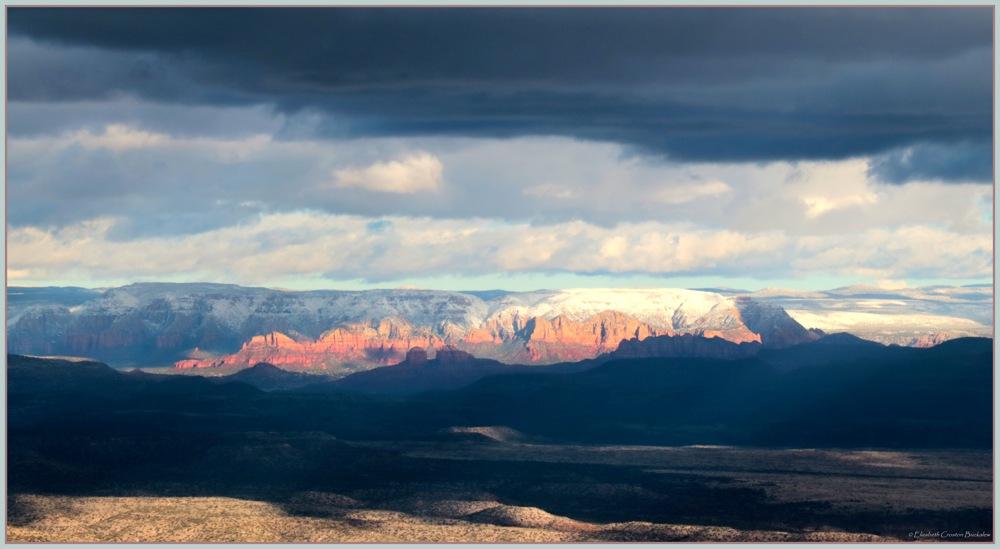 photoblog image Across Yonder Valley