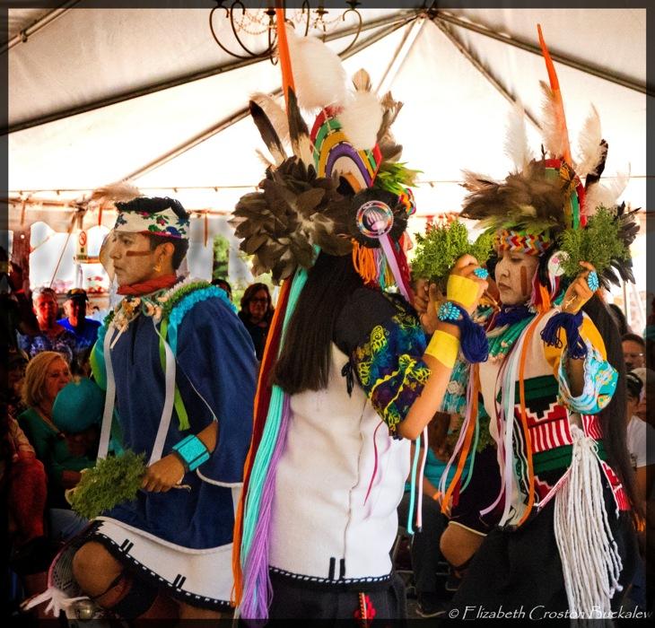 photoblog image Hopi Dancers