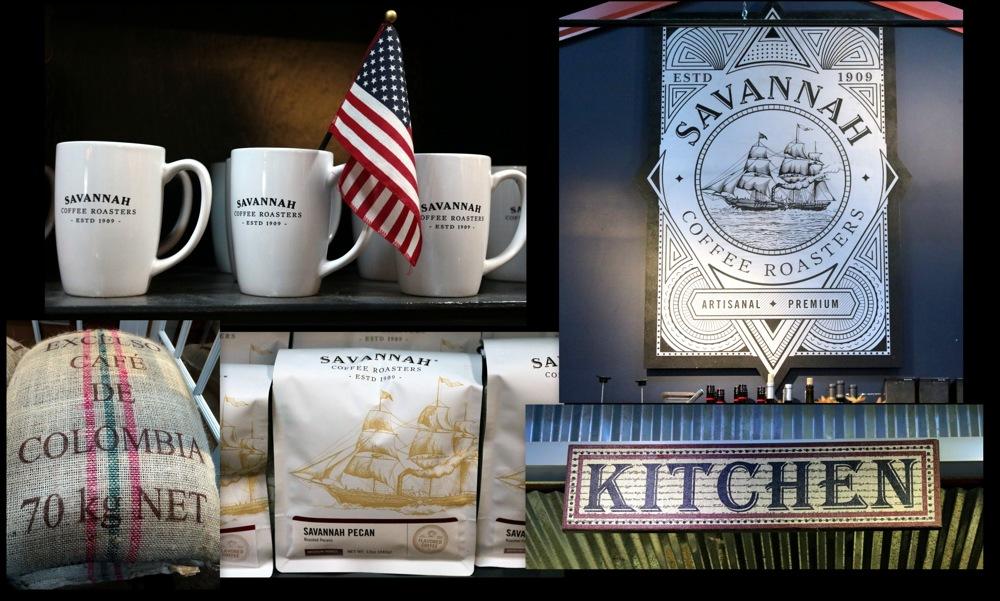 photoblog image Savannah Coffee Roasters